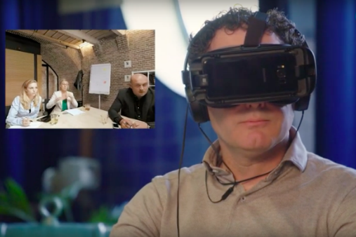 Kerewin Consult zet virtual reality in